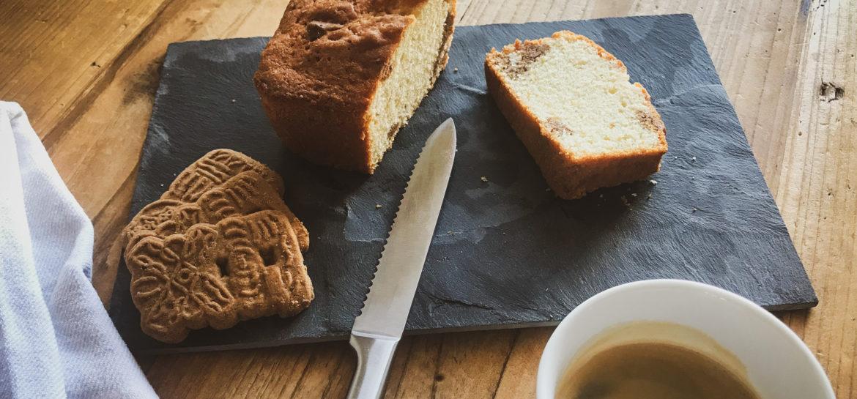 Iris Speculaas Cake - banner